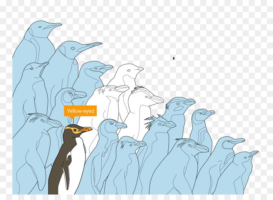 Descarga gratuita de Pingüino, La Ficción, Aves Imágen de Png