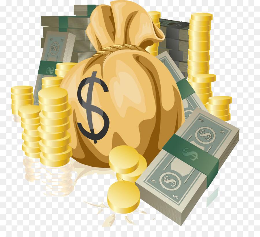 Descarga gratuita de Bolsa De Dinero, Dinero, Fondo Mutuo Imágen de Png