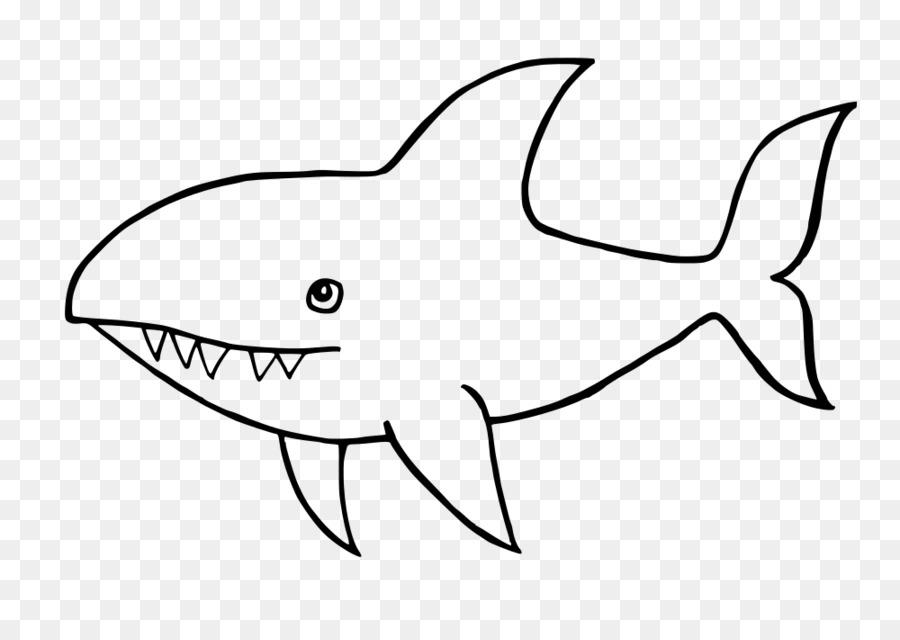 Requiem Tiburones Tiburón En Blanco Y Negro Imagen Png