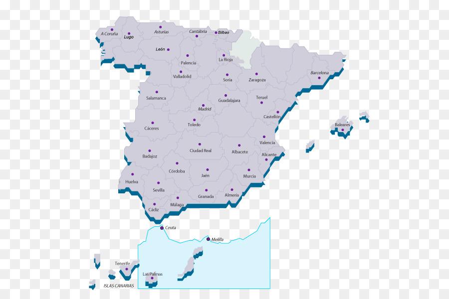 Mapa España Comunidades Autonomas Png.Mapa Comunidades Autonomas De Espana El Escultismo Imagen