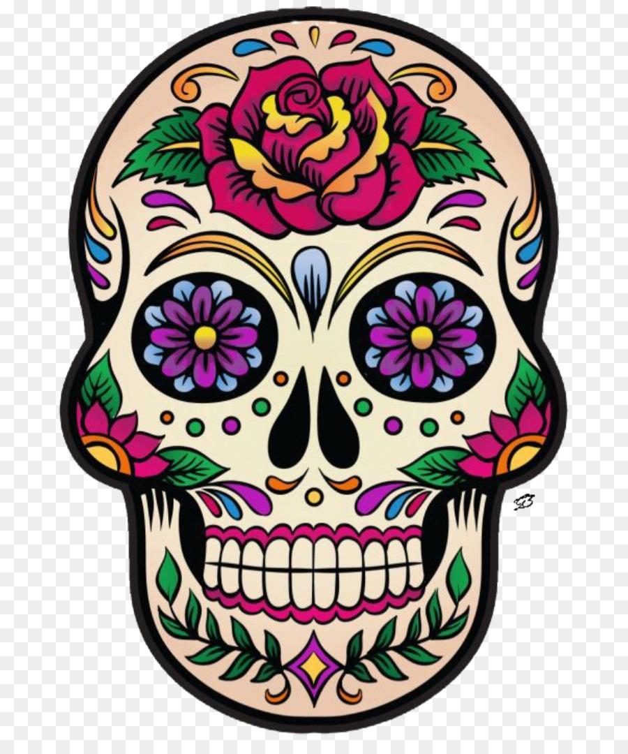Descarga gratuita de Calavera, México, Cráneo Y Bandera Pirata Imágen de Png