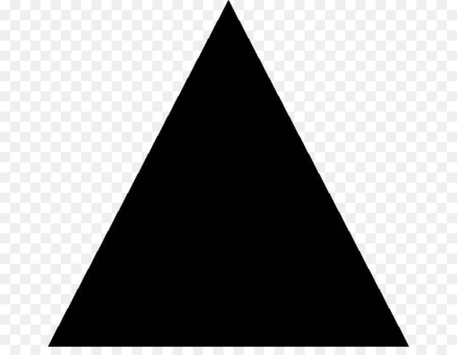 Descarga gratuita de Triángulo, Triángulo Equilátero, Triángulo Negro Imágen de Png