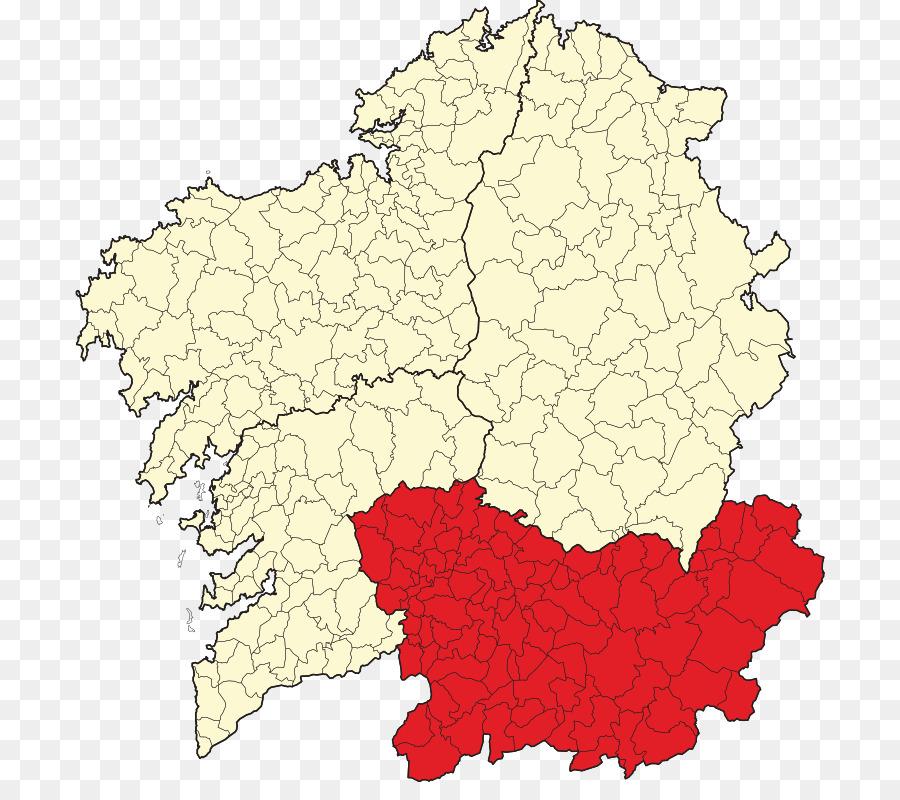 Ourense Mapa Lugo Imagen Png Imagen Transparente Descarga Gratuita