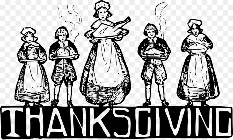 Descarga gratuita de Día De Acción De Gracias, La Colonia De Plymouth, Los Peregrinos Imágen de Png