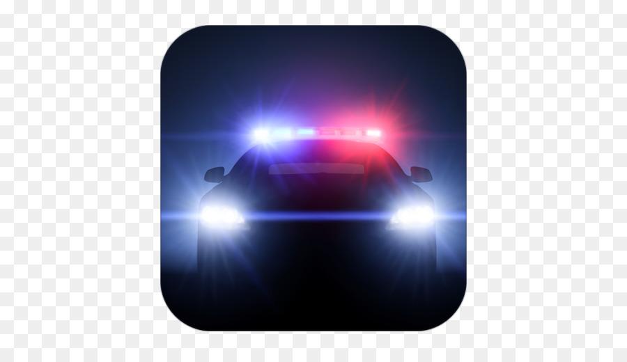 Descarga gratuita de La Luz, Sirena, El Coche De La Policía imágenes PNG