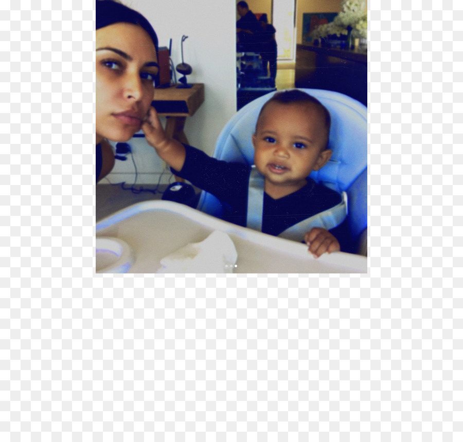 Descarga gratuita de Kim Kardashian, Kanye West, Niño Imágen de Png