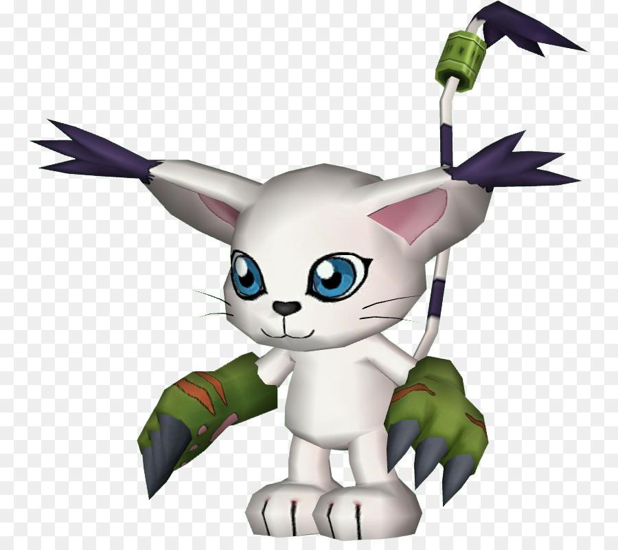 Descarga gratuita de Gatomon, Digimon Masters, Digimon Rumble Arena Imágen de Png