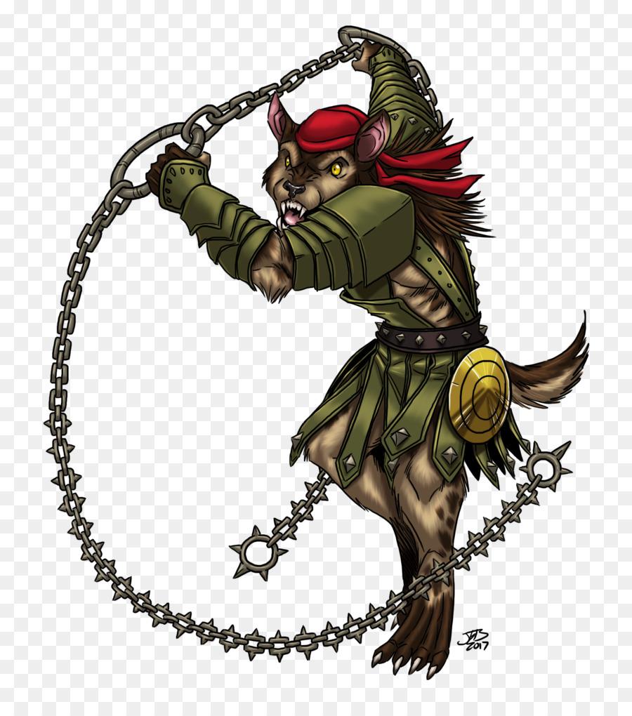 Pathfinder Juego De Rol De Juego Dungeons Dragons Gnoll