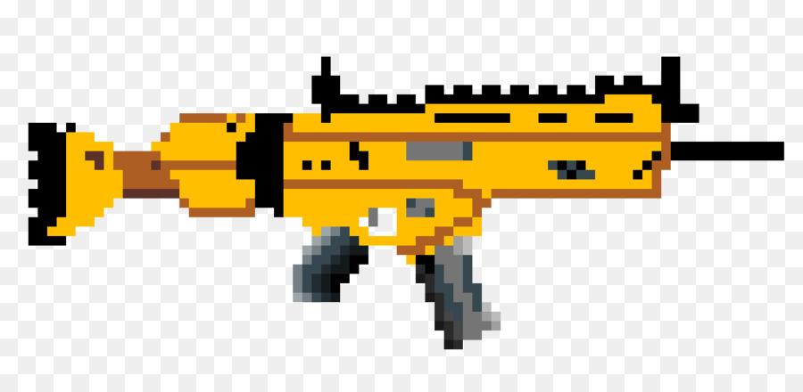 Descarga gratuita de Fortnite Battle Royale, Fortnite, Pixel Art imágenes PNG