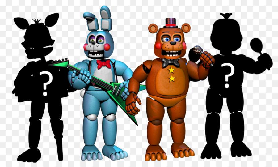 Descarga gratuita de Cinco Noches En Freddys 3, Cinco Noches En Freddys 4, Cinco Noches En Freddy De La Hermana De La Ubicación Imágen de Png