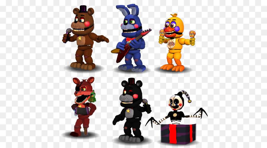 Descarga gratuita de Freddy Fazbear Pizzería Del Simulador, Cinco Noches En Freddys 2, Cinco Noches En Freddys 4 Imágen de Png