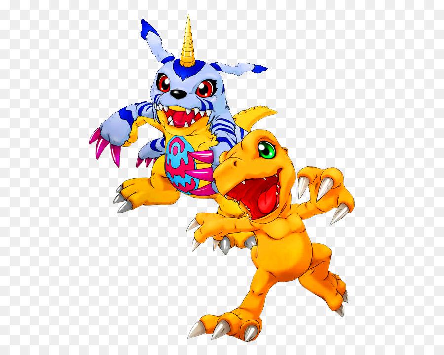 Descarga gratuita de Agumon, Gabumon, Digimon Story Cyber Sleuth Imágen de Png