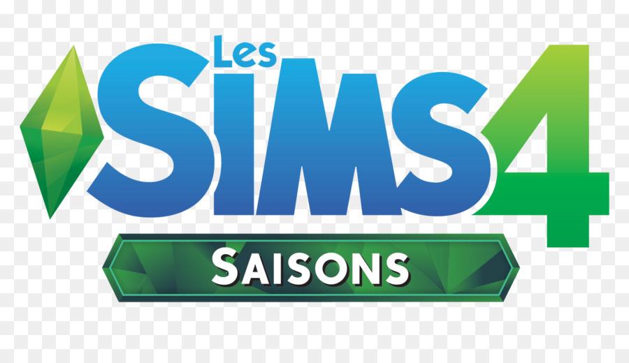Descarga gratuita de Los Sims 3 Y Las Cuatro Estaciones, Los Sims 4, Logotipo Imágen de Png