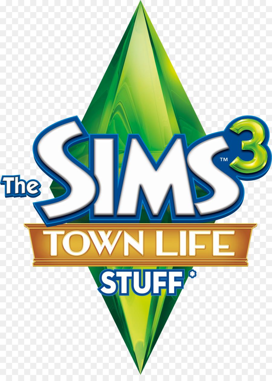 Descarga gratuita de Los Sims 3, Logotipo, Marca Imágen de Png