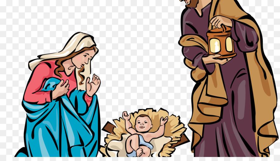 Descarga gratuita de Gráficos De Navidad, Escena De La Natividad, Sagrada Familia imágenes PNG
