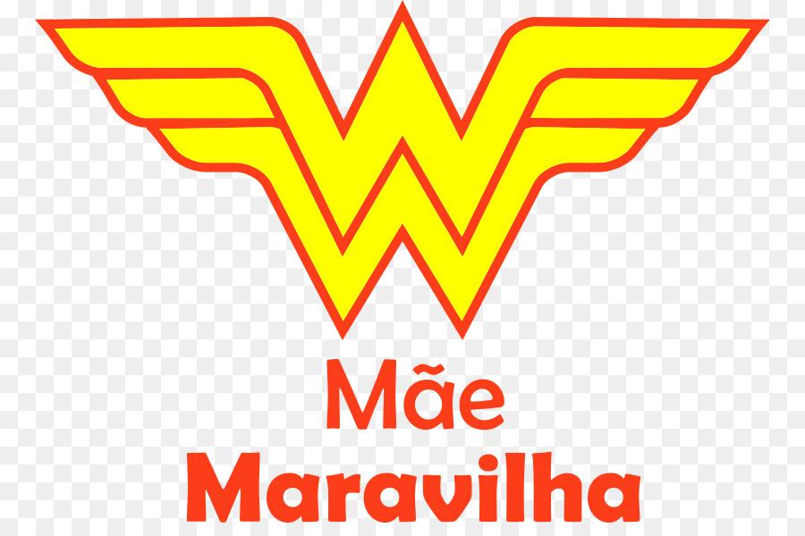 Descarga gratuita de La Mujer Maravilla, Logotipo, Marca imágenes PNG