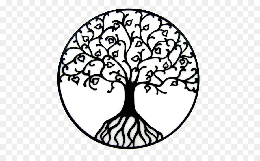 Clip Art árbol De La Vida Dibujo Celta De Los árboles Sagrados árbol