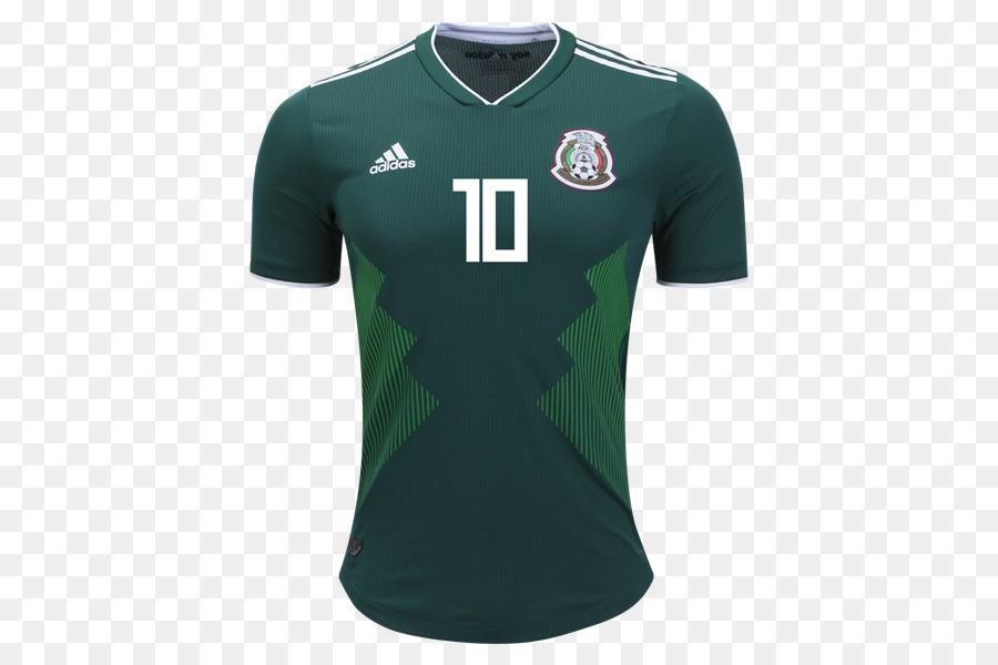 Descarga gratuita de La Copa Del Mundo De 2018, El Equipo Nacional De Fútbol De México, España 2018 World Cup Jersey imágenes PNG
