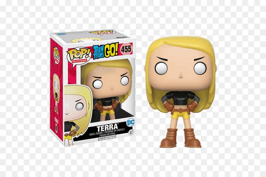 Descarga gratuita de Funko, Terra, Funko Teen Titans Go Imágen de Png
