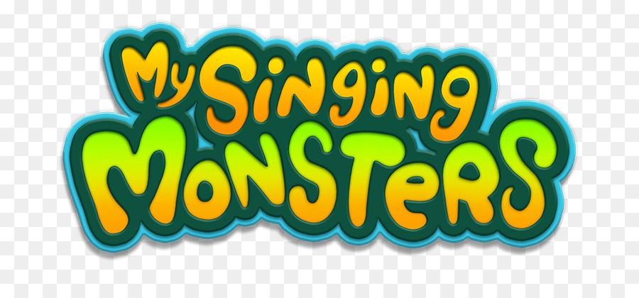 Descarga gratuita de Mi Canto Monsters, Logotipo, Jammer Splash Imágen de Png