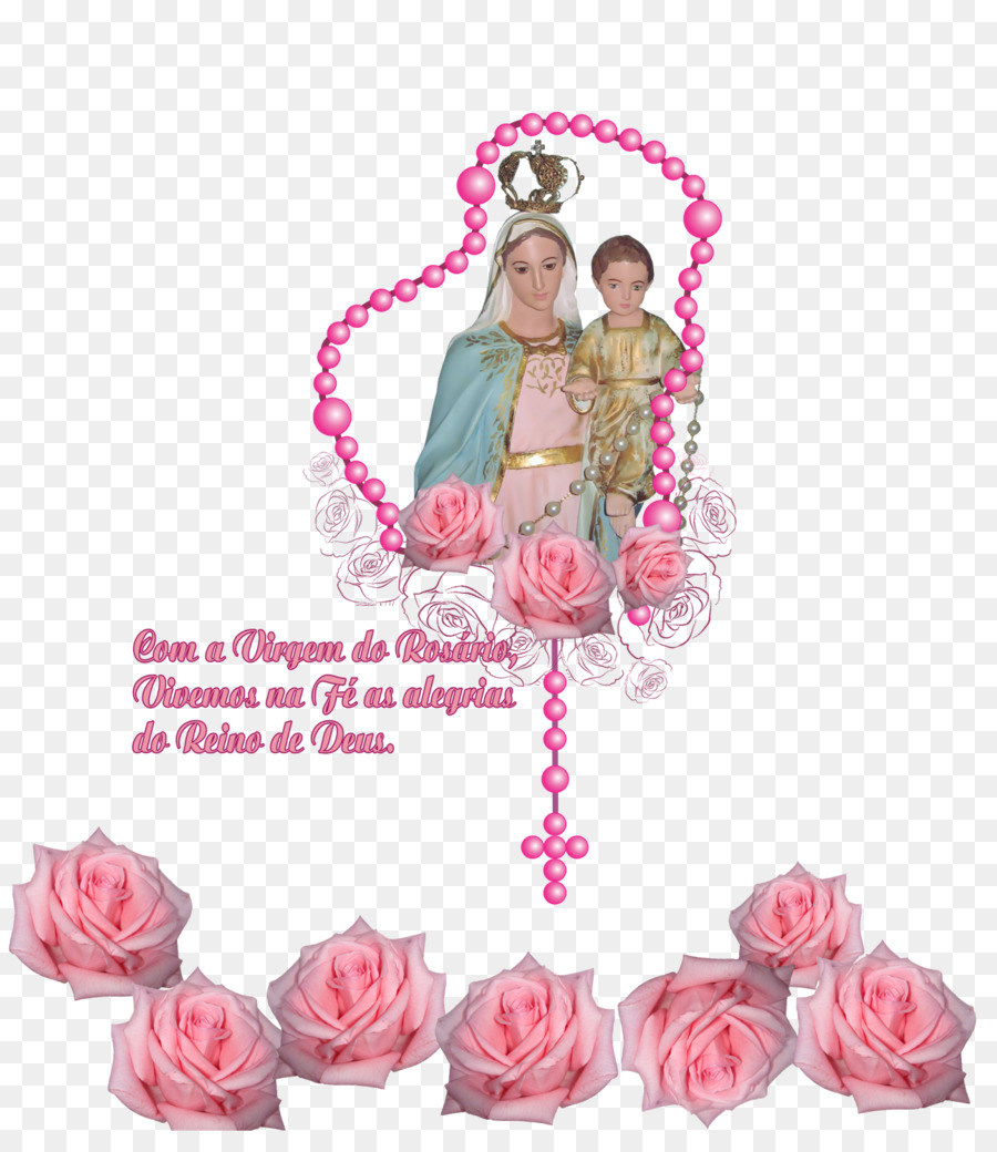 Descarga gratuita de Nuestra Señora Del Perpetuo Socorro, Rosario, Nuestra Señora Del Rosario Imágen de Png