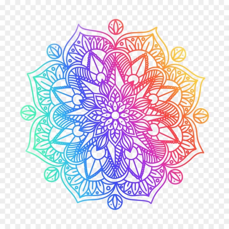 Descarga gratuita de Mandala, Diseño Gráfico, Dibujo Imágen de Png