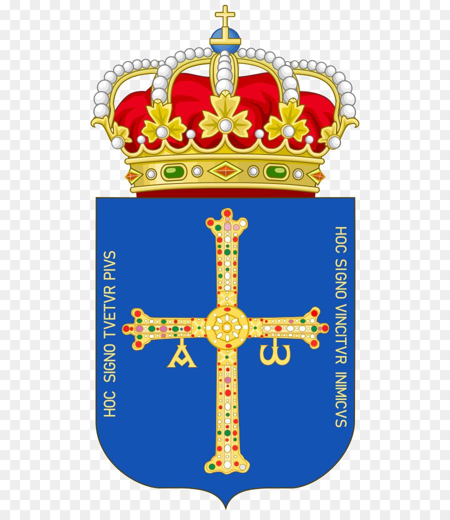 Asturias La Victoria De La Cruz Reino De Asturias Imagen Png
