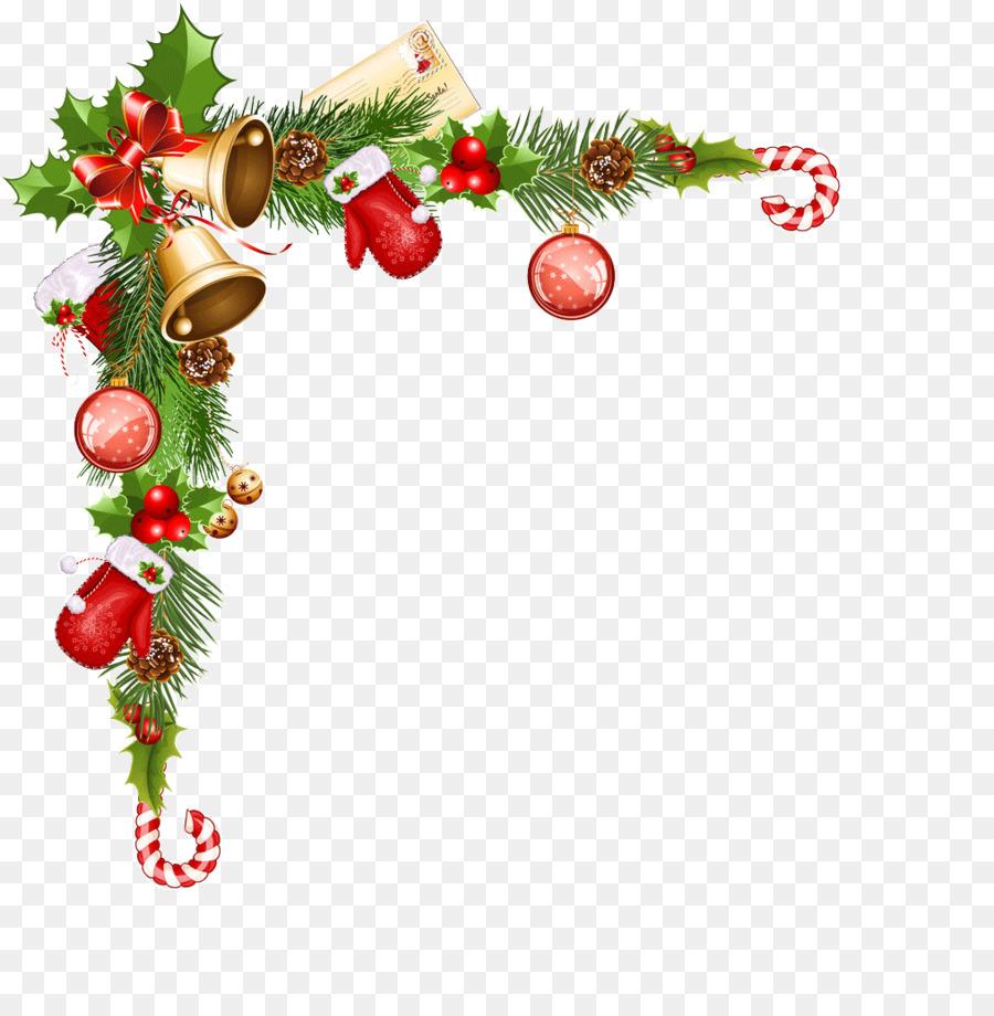 Descarga gratuita de Christmas Day, Fronteras Decorativas, Clip Art De Navidad imágenes PNG