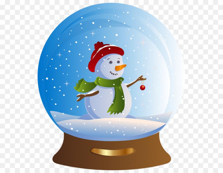 Descarga gratuita de Santa Claus, Globos De Nieve, Christmas Day imágenes PNG