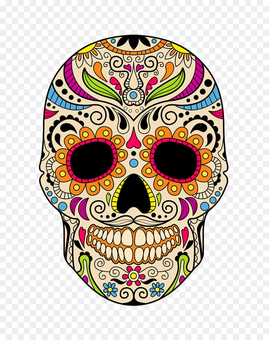 Descarga gratuita de La Cocina Mexicana, Calavera, Día De Los Muertos Imágen de Png