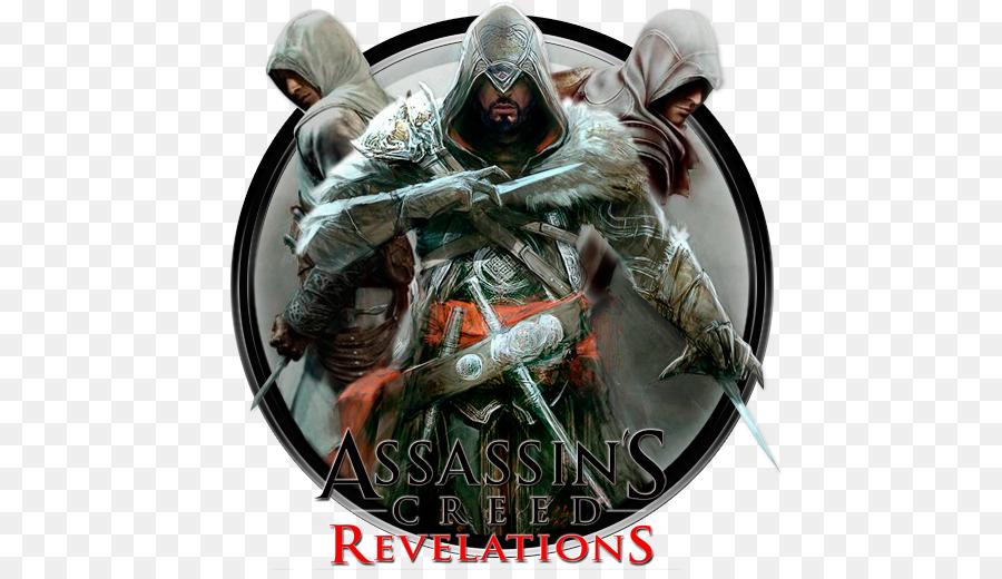 Descarga gratuita de Assassins Creed Revelations, Assassins Creed Iii, Ezio Auditore imágenes PNG
