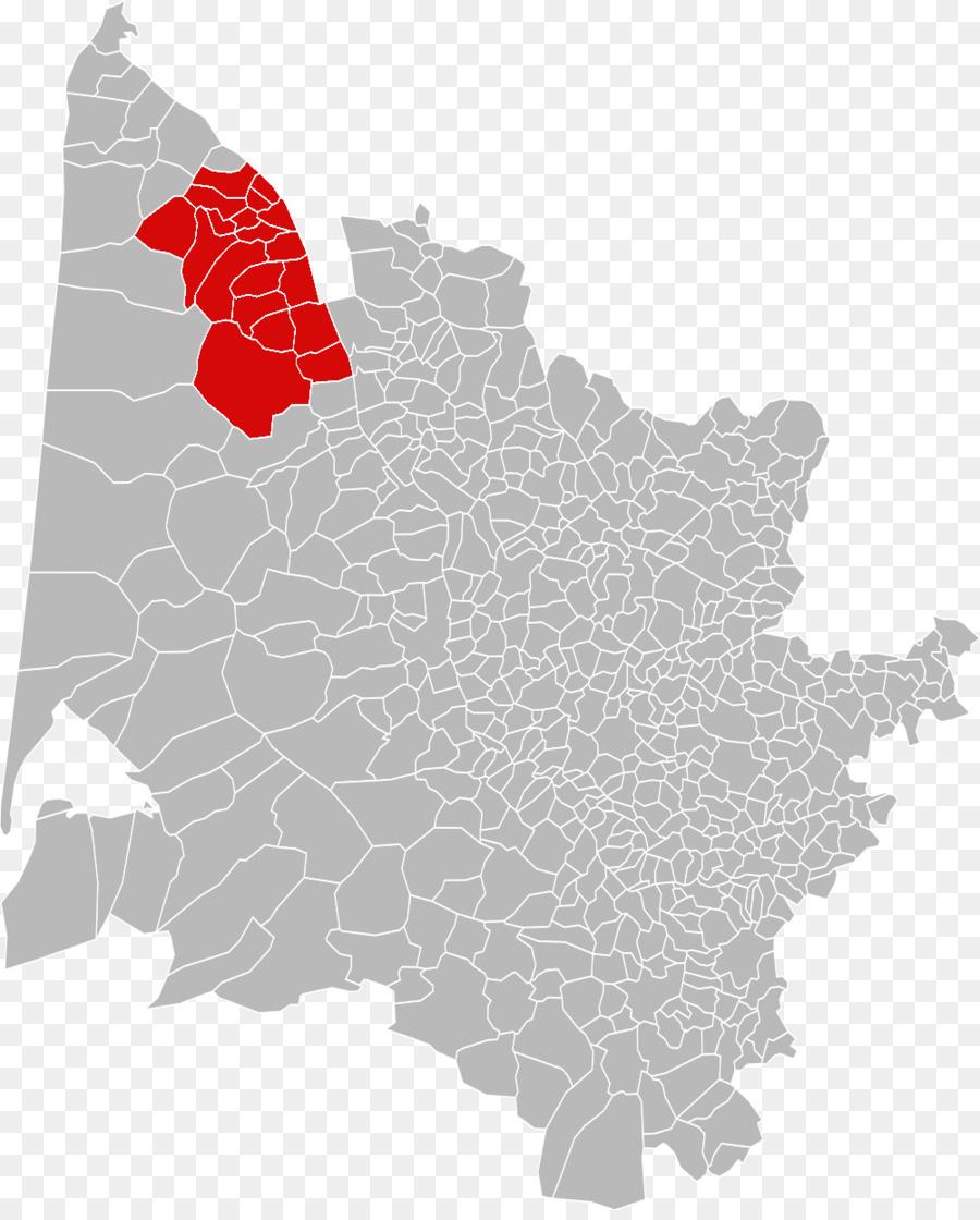 Descarga gratuita de Burdeos, Mapa En Blanco, Gironde Imágen de Png