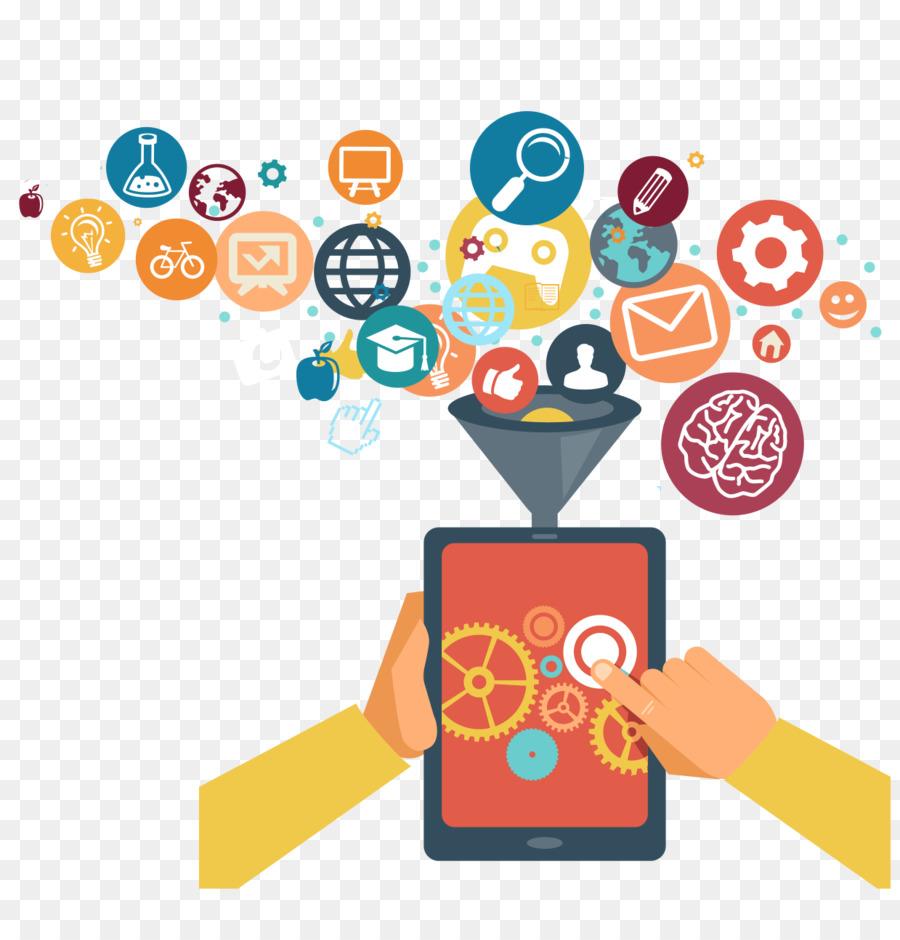 Descarga gratuita de Diseño Web, El Marketing Digital, Marketing imágenes PNG