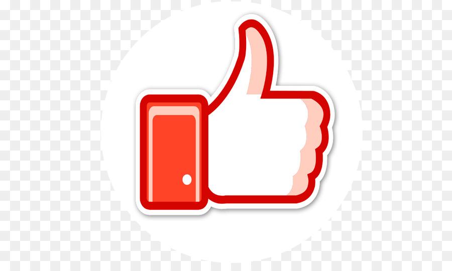 Descarga gratuita de Facebook Como El Botón, Como Botón De, El Pulgar De La Señal imágenes PNG