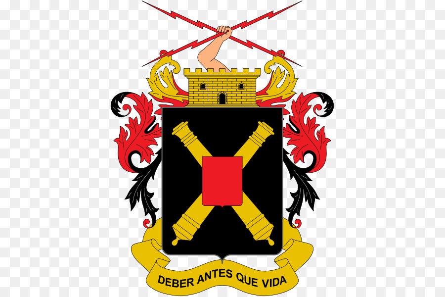 escudo artilleria colombiana
