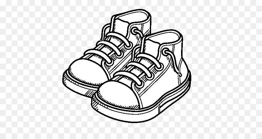 Zapato Dibujo Zapatillas De Deporte Imagen Png Imagen