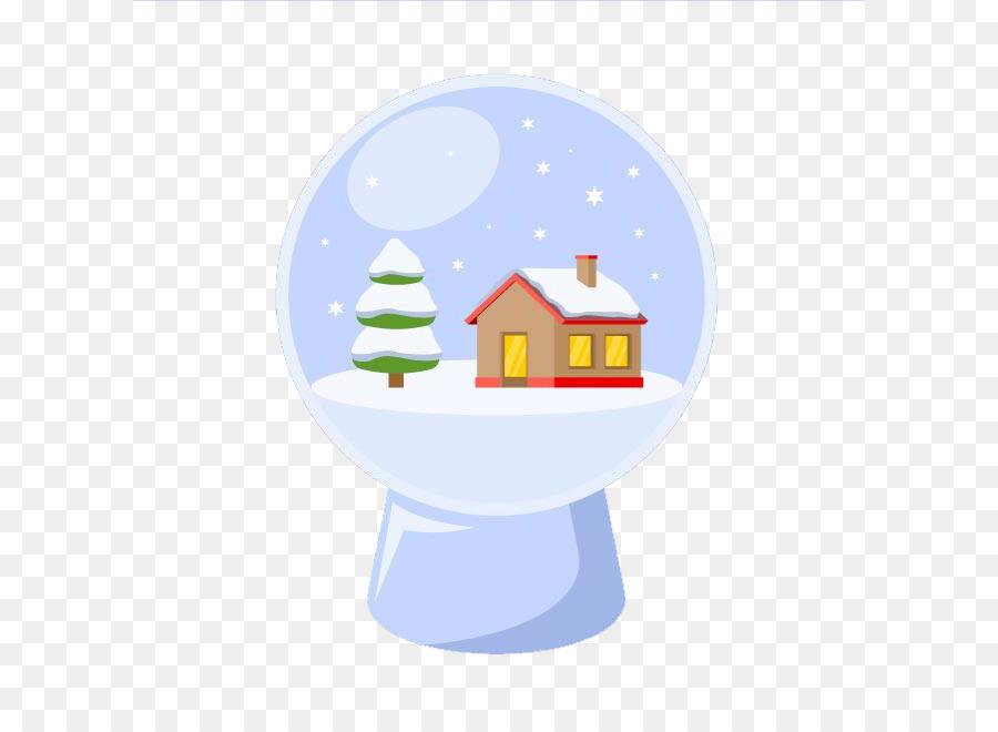 Descarga gratuita de Bola De Cristal, Santa Claus, Christmas Day Imágen de Png