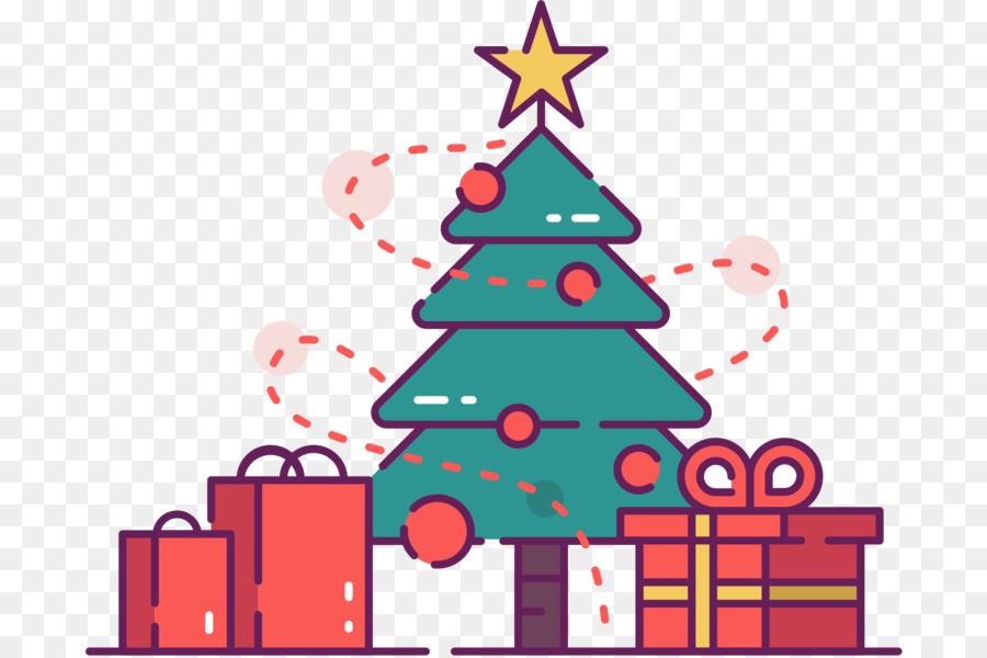 Descarga gratuita de árbol De Navidad, Diseños De Navidad, Santa Claus Imágen de Png