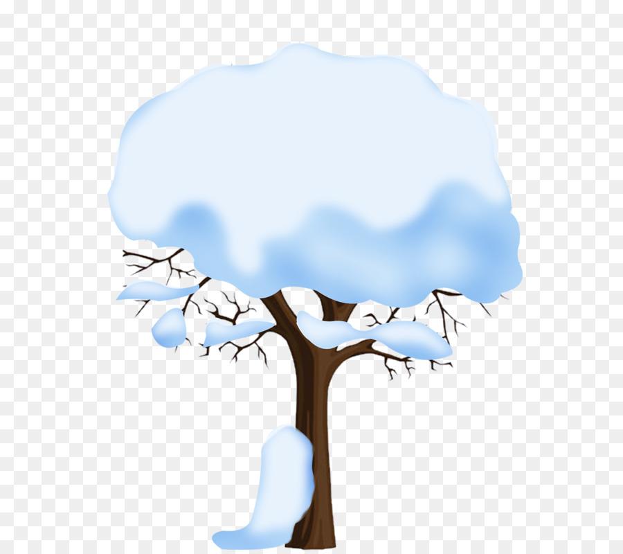 Descarga gratuita de árbol, La Nieve, Descargar Imágen de Png
