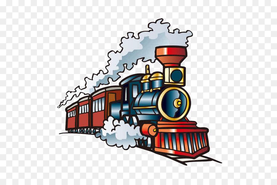 Descarga gratuita de Tren, El Transporte Ferroviario, Locomotora imágenes PNG