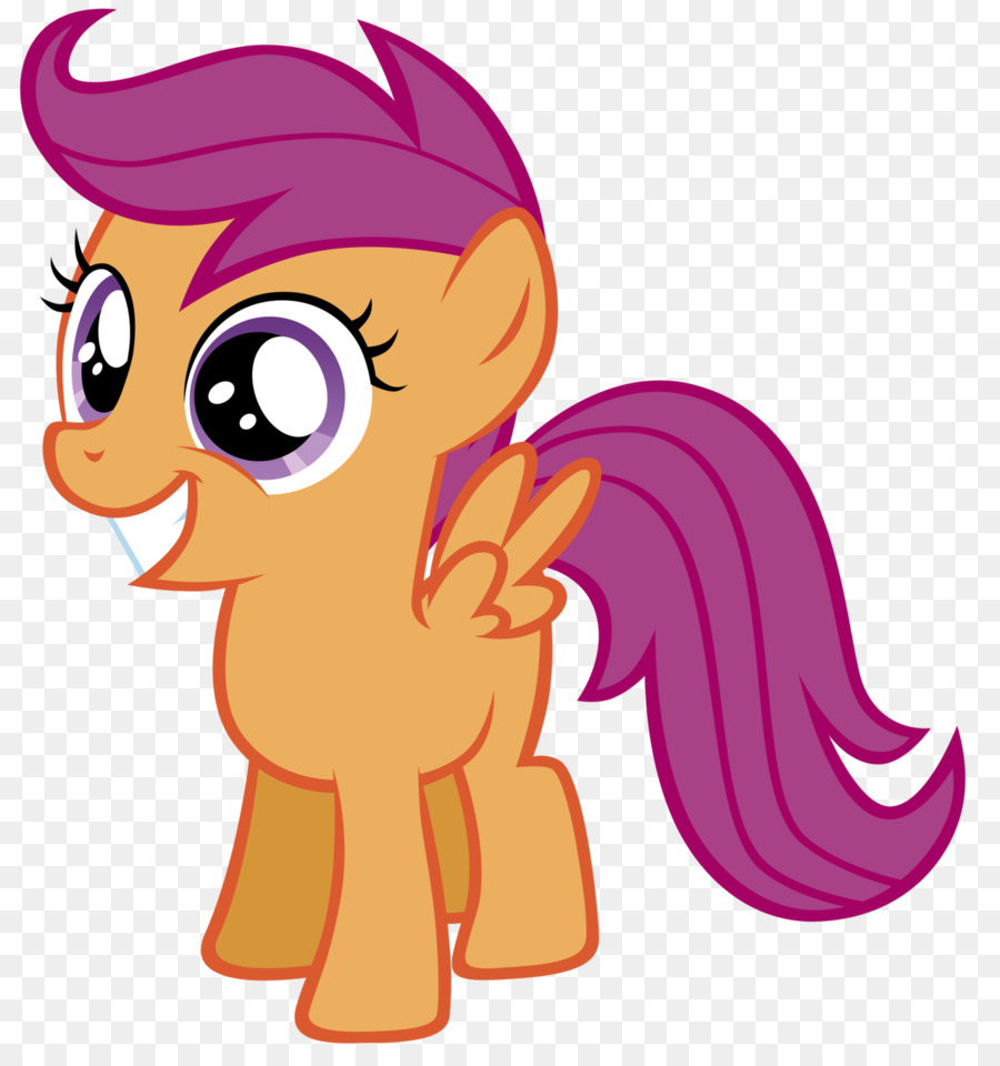 Descarga gratuita de Scootaloo, Rainbow Dash, Pony imágenes PNG