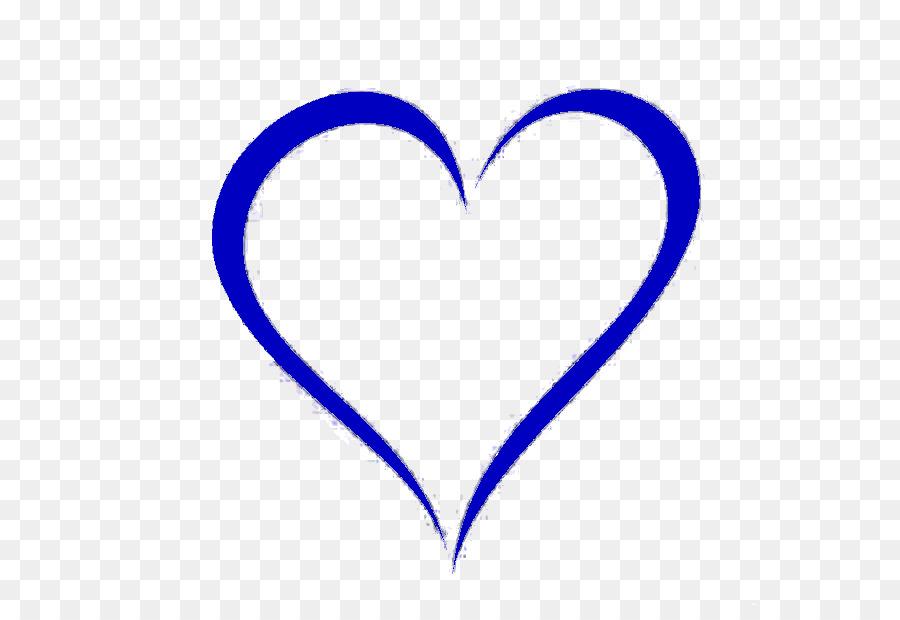 Descarga gratuita de Corazón, Azul, Blanco imágenes PNG