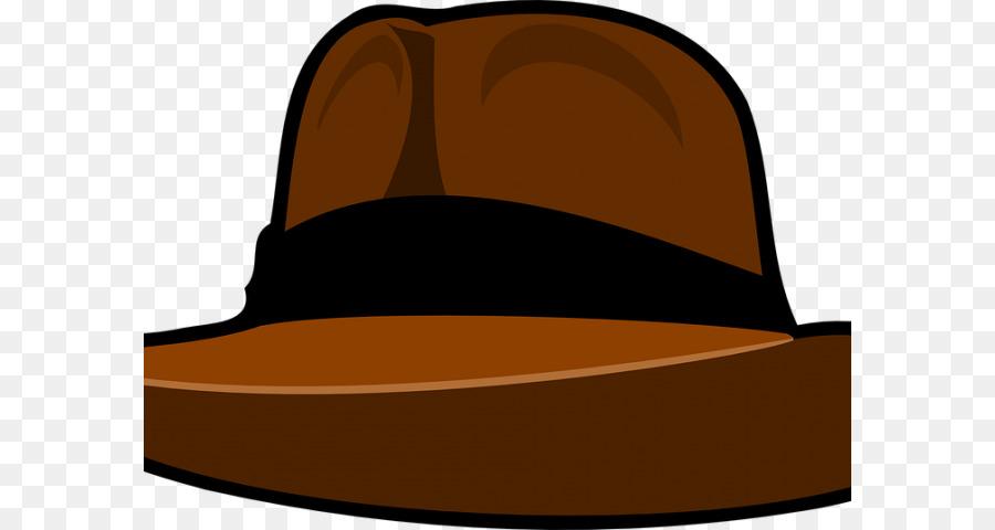 Descarga gratuita de Fedora, Indiana Jones, Logotipo imágenes PNG