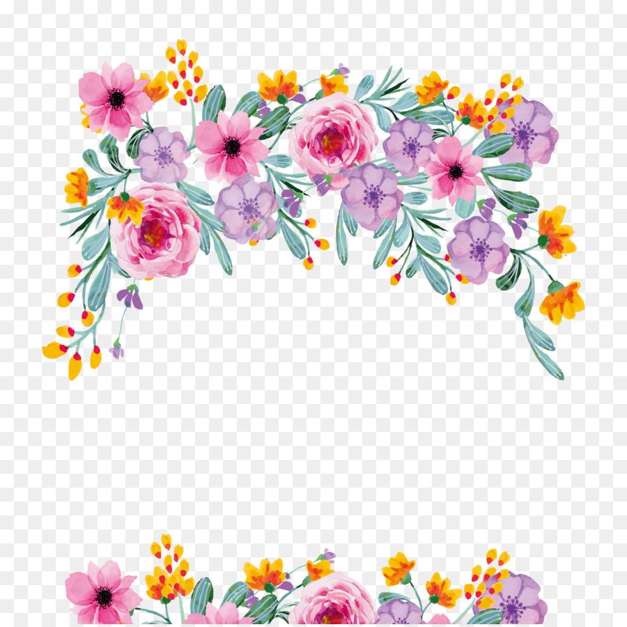 Descarga gratuita de Diseño Floral, Invitación De La Boda, Convite imágenes PNG