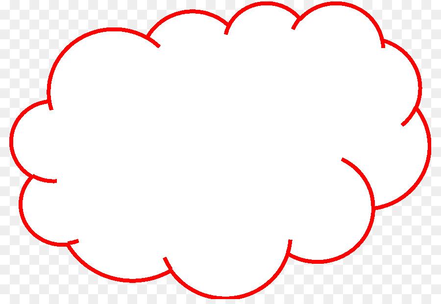 Libro Para Colorear La Nube Dibujo Imagen Png Imagen