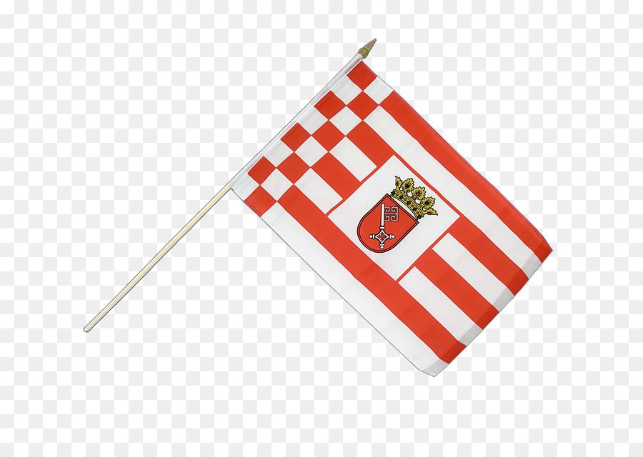 Descarga gratuita de Bandera, Bremen, Bandera De Bremen Imágen de Png
