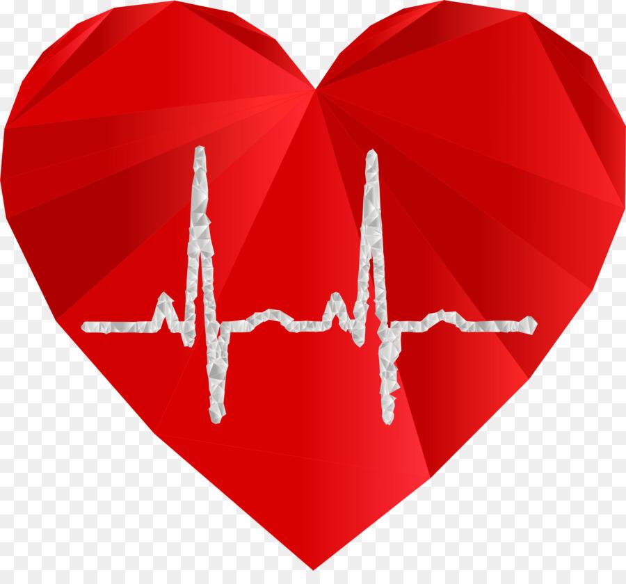 Descarga gratuita de Electrocardiografía, La Frecuencia Cardíaca, Pulso imágenes PNG