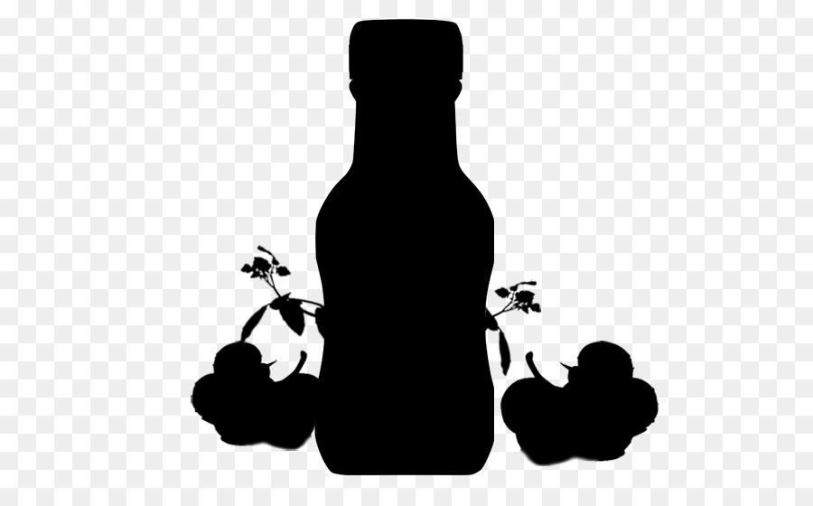 Descarga gratuita de Botella, Silueta imágenes PNG