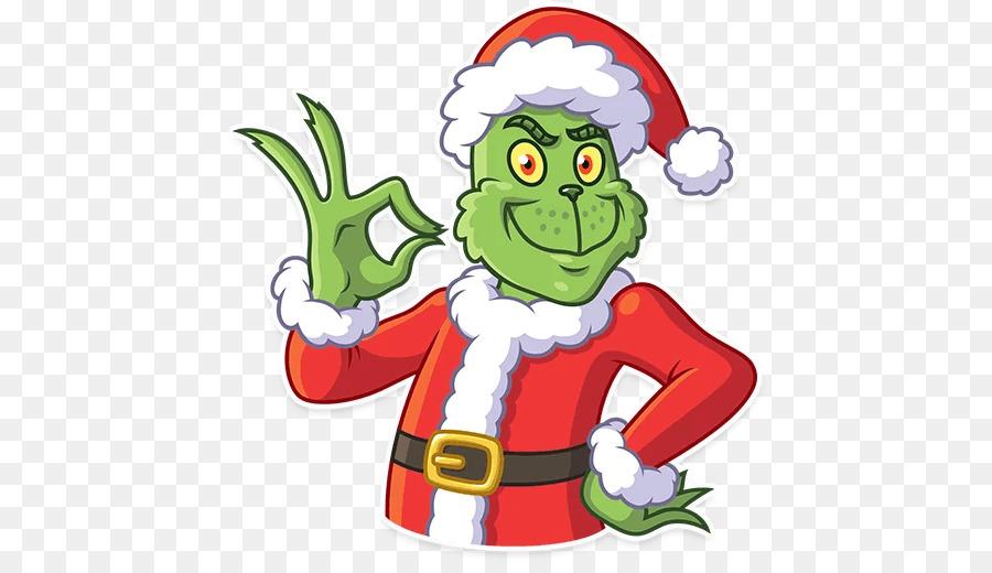Descarga gratuita de Cómo El Grinch Robó La Navidad, Grinch, Santa Claus Imágen de Png
