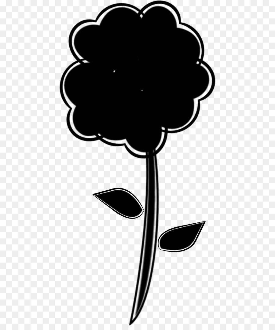 Descarga gratuita de Silueta, La Floración De La Planta, Las Plantas imágenes PNG